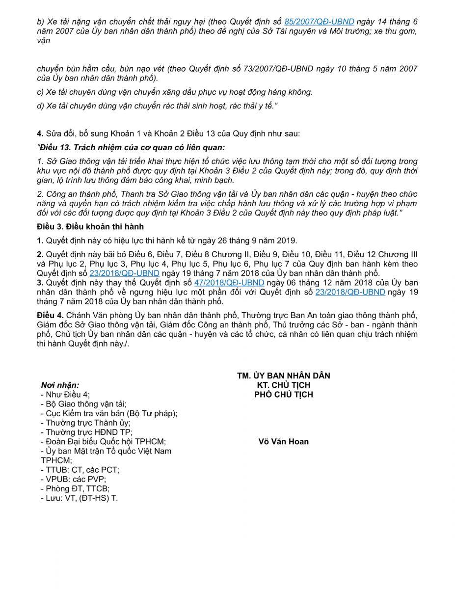 quyet-dinh-232019-viec-cho-phep-loai-phuong-tien-van-tai-di-trong-tp