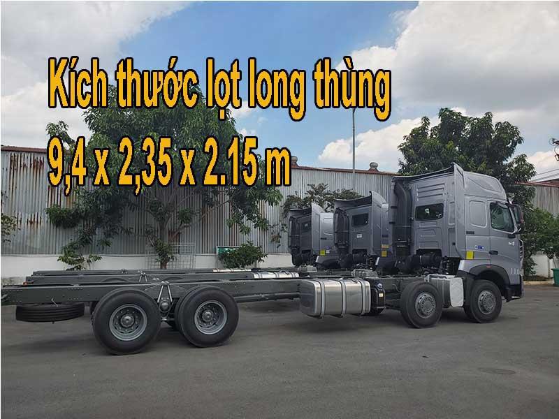xe tải 4 chân - xe tai 4 chan - xe tải 4 chân tốt nhất .
